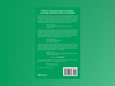 Financial Instruments and Institutions: Accounting and Disclosure Rules, 2n av Stephen G. Ryan