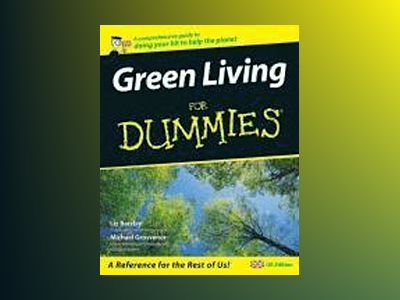 Green living for dummies av Michael Grosvenor