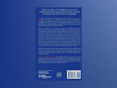 Models for Probability and Statistical Inference: Theory and Applications av James H. Stapleton