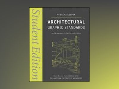 Architectural Graphic Standards, Student Edition, 11th Edition av Charles George Ramsey