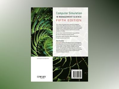 Computer Simulation in Management Science, Fifth Edition av Michael Pidd