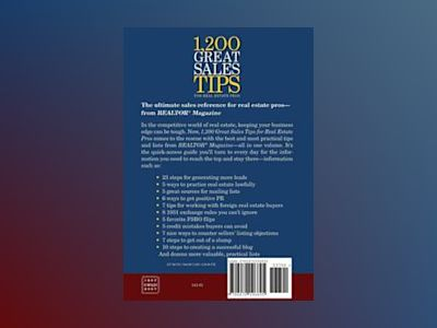 1,200 Great Sales Tips for Real Estate Pros av Realtor Magazine