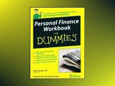 Personal Finance Workbook For Dummies av Sheryl Garrett