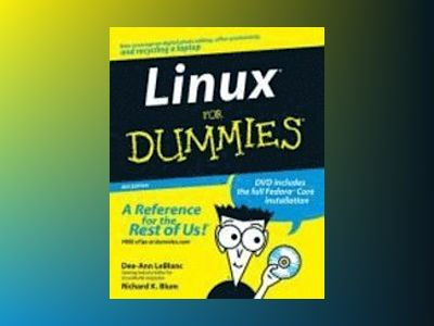 Linux For Dummies , 8th Edition av Dee-Ann LeBlanc