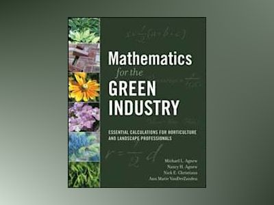 Mathematics for the Green Industry: Essential Calculations for Horticulture av Nick Christians