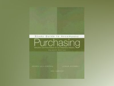 Purchasing: Selection and Procurement for the Hospitality Industry, Study G av Andrew H. Feinstein