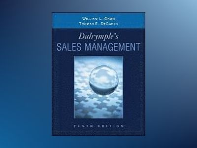 Dalrymple's Sales Management av William L. Cron