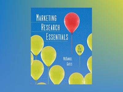 Marketing Research Essentials with SPSS, 7th Edition av Carl McDaniel