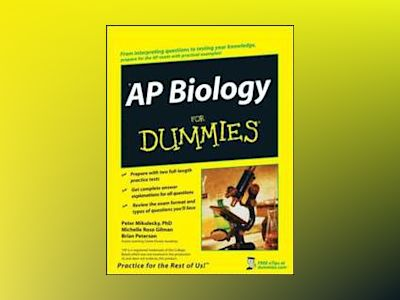 AP Biology For Dummies av Michelle Rose Gilman