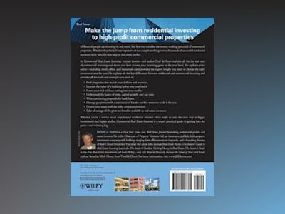 Commercial Real Estate Investing: A Creative Guide to Succesfully Making Mo av Dolf de Roos
