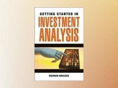 Getting Started in Investment Analysis av Walter Brussee