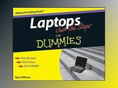 Laptops Just the Steps For Dummies av Ryan Williams