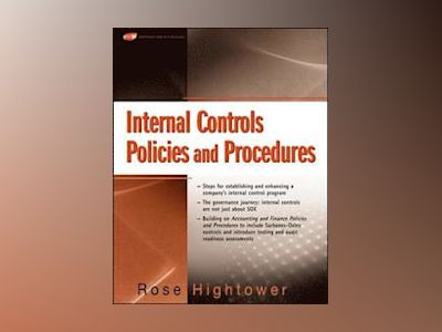 Internal Controls Policies and Procedures av Rose Hightower