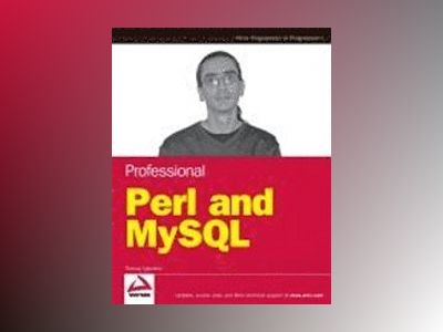 Professional Perl and MySQL av Thomas Valentine