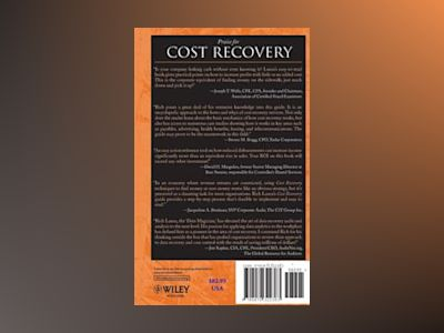 Cost Recovery: Turning Your Accounts Payable Department into a Profit Cente av Richard B. Lanza