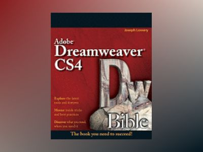 Dreamweaver CS4 Bible av Joseph W. Lowery