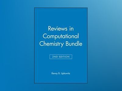 Reviews in Computational Chemistry Bundle av Kenneth B. Lipkowitz