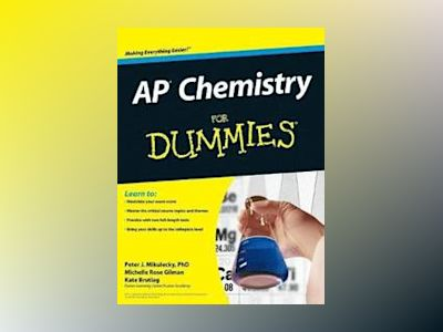 AP Chemistry For Dummies av Michelle Rose Gilman