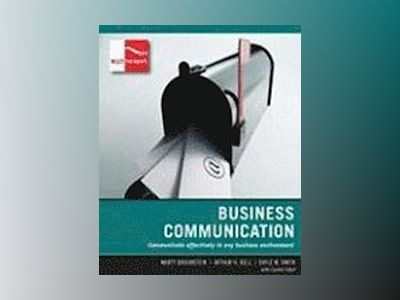 Wiley Pathways Business Communication, 1st Edition av Marty Brounstein