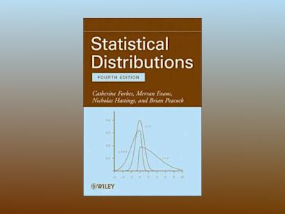 Statistical Distributions, 4th Edition av Merran Evans