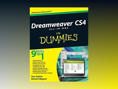 Dreamweaver CS4 All-in-One For Dummies av Sue Jenkins