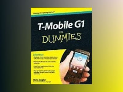 T-Mobile G1 For Dummies av Chris Ziegler