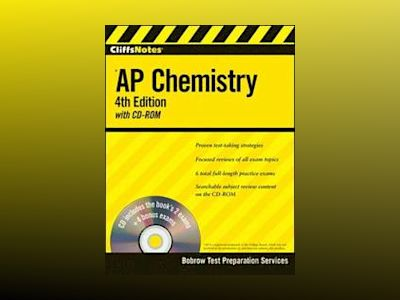 CliffsNotes AP Chemistry, 4th Edition av Bobrow Test Preparation Services