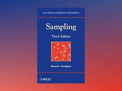 Sampling, 3rd Edition av Steven K. Thompson