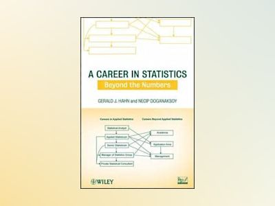 A Career in Statistics: Beyond the Numbers av Gerald J. Hahn