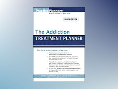The Addiction Treatment Planner, 4th Edition av Robert R. Perkinson