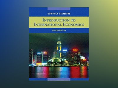Introduction to International Economics, 2nd Edition av Dominick Salvatore