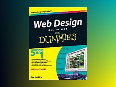 Web Design All-in-One For Dummies av Sue Jenkins