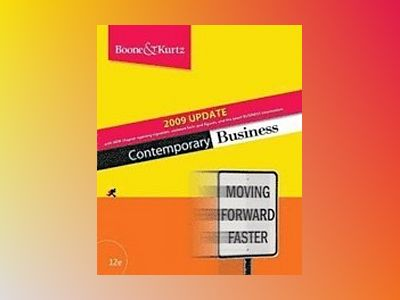 Contemporary Business 2009 Update Package and Audio CDs, 12th Edition av Louis E. Boone