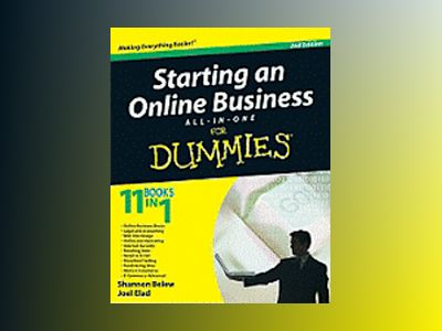 Starting an Online Business All-in-One Desk Reference For Dummies, 2nd Edit av Shannon Belew