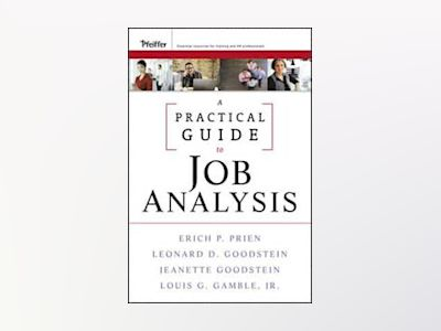 A Practical Guide to Job Analysis av Leonard D. Goodstein