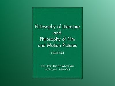 Philosophy of Motion Pictures and Literature av Noòl Carroll