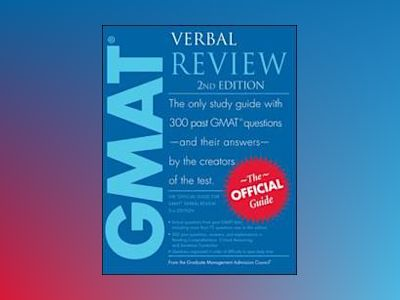The Official Guide for GMAT Verbal Review , 2nd Edition av Graduate Management Admissions Council