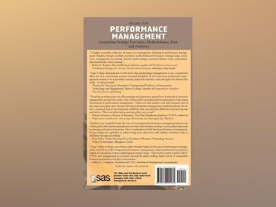 Performance Management: Integrating Strategy Execution, Methodologies, Risk av Gary Cokins