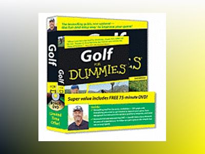 Golf For Dummies , 3rd Edition DVD Bundle av Gary McCord