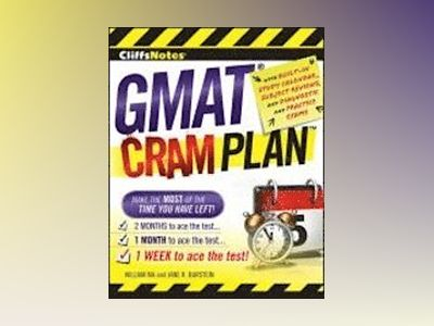 CliffsNotes GMAT Cram Plan av William Ma