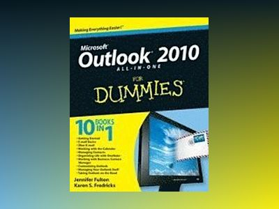 Outlook 2010 All-in-One For Dummies av Jennifer Fulton