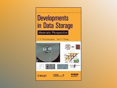 Developments in Data Storage: Materials Perspective av S. N. Piramanayagam
