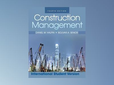 Construction Management av Daniel W. Halpin
