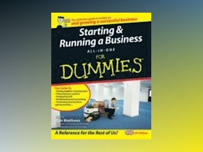 Starting and running a business all-in-one for dummies av Paul Barrow