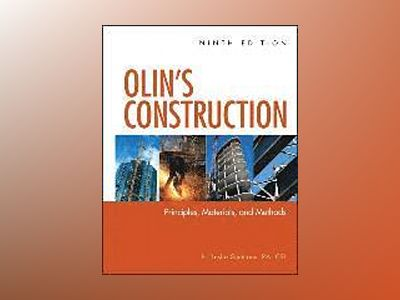 Olin's Construction: Principles, Materials, and Methods, 9th Edition av H. Leslie Simmons