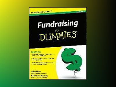 Fundraising For Dummies, 3rd Edition av John Mutz