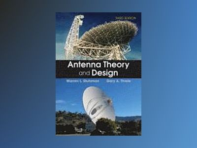 Antenna Theory and Design av Warren L. Stutzman