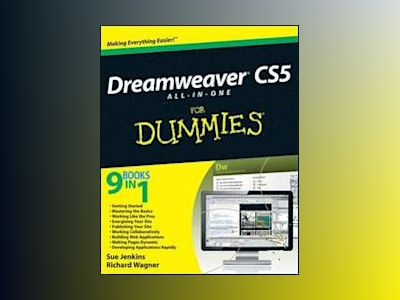 Dreamweaver CS5 All-in-One For Dummies av Sue Jenkins