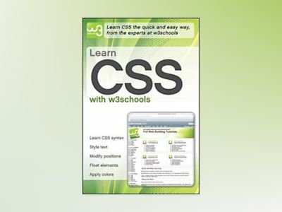 Learn CSS with W3Schools av W3Schools