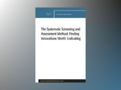 The Systematic Screening and Assessment Method: Evaluation, Number 125, Spr av EV